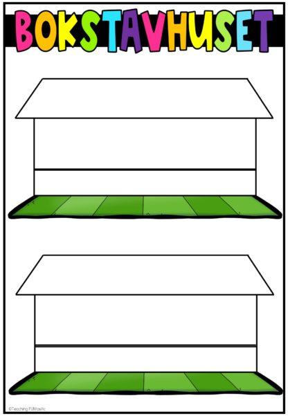 bokstavhus