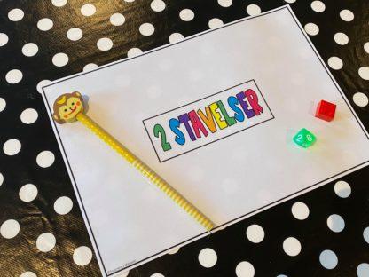 Oppgaver stavelser