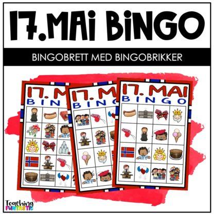 17 mai bingo