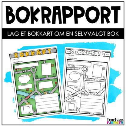 Bokrapport