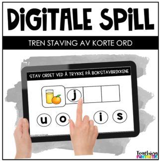 Digitale spill staving