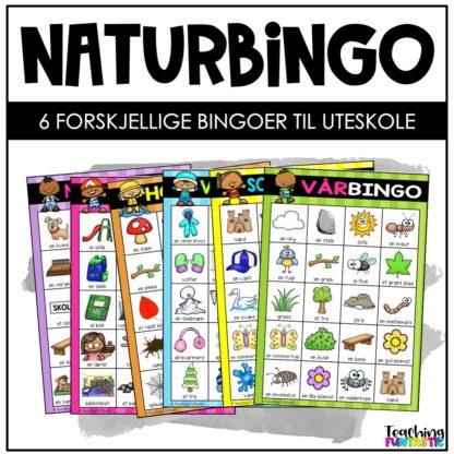 Naturbingo