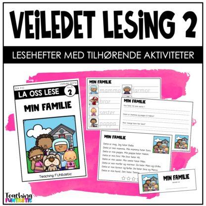 Veiledet lesing 2