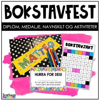 Bokstavfest og alfabetfest