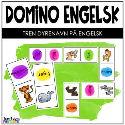 Spill engelsk dyr