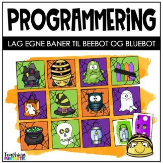 programmere halloween