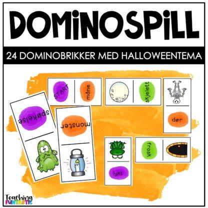 Spill til Halloween